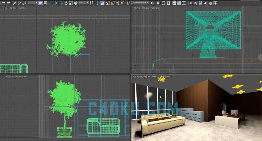 3ds max基础_入门基础3DS MAX 2020全面介绍界面功能和使用技巧核心学习视频3D ...